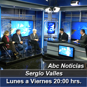 Abc Noticias con Sergio Valles