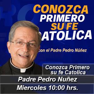 Padre Pedro Nuñez
