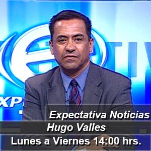 Expectativa Noticias con Hugo Valles