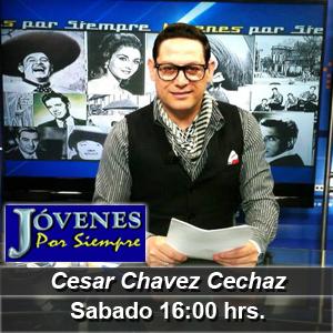 Jóvenes por Siempre con Cesar chavez