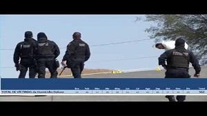 5 cuerpos fueron encontrados en narcofosas al sur de la ciudad. (17/01/2018)